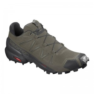 Buty Salomon Speedcross 5 Grape Leaf