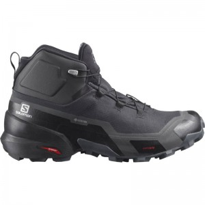 Buty Salomon Cross Hike Mid GTX Black