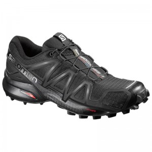 Buty Salomon Speedcross 4 W Black