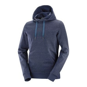 Bluza Salomon Shift Hoodie Night Sky/Dark Denim