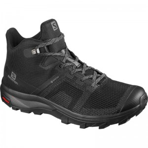 Buty Salomon Outline Prism Mid GTX W Black