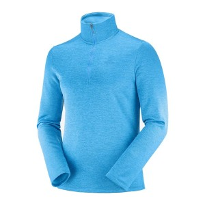 Bluza Salomon ESSENTIAL/Transition Lightwarm Seamless Blithe
