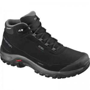 Buty Salomon Shelter CS WP Black