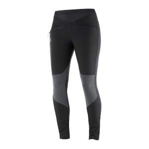 Spodnie Salomon Wayfarer AS Tight W Black