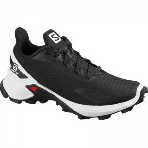 Buty Salomon Alphacross Blast J Black/White