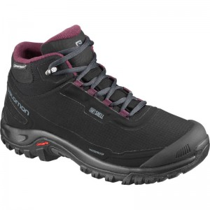 Buty Salomon Shelter CSWP W Black