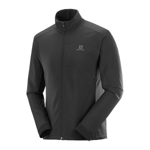 Kurtka Salomon Agile Softshell Black