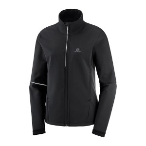 Kurtka Salomon Agile Softshell W Black