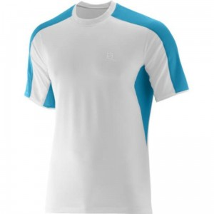 Koszulka Salomon Trail Runner Tee White