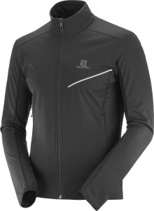 Kurtka Salomon RS Softshell Black