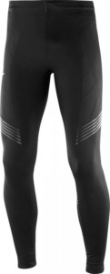 Getry Salomon Support Pro Tight Black