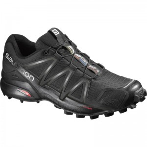 Buty Salomon Speedcross 4 Wide Black