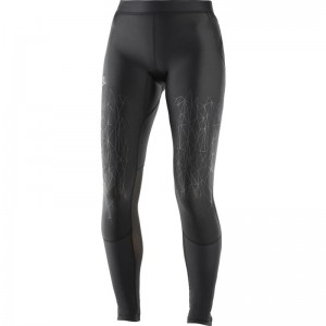 Getry Intensity Long Tight W Black