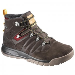 Buty Salomon Utility TS CSWP Brown