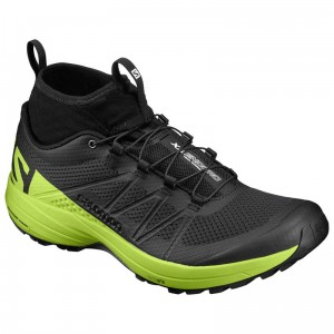 Buty Salomon XA Enduro Black/Lime