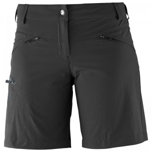 Spodenki Salomon Wayfarer Short W Black