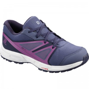 Buty Salomon Sense CSWP J Crown Blue