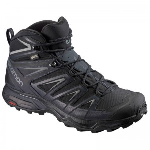 Buty Salomon X Ultra 3 Wide Mid GTX Black