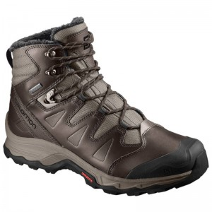 Buty Salomon Quest Winter GTX Brown