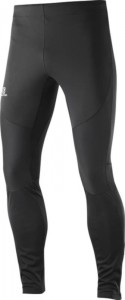 Getry Salomon Trail Runner WS Tight Black