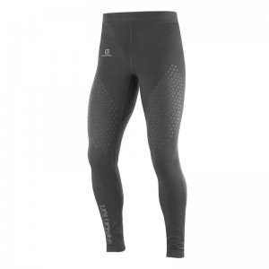 Getry Salomon Exo Motion Long Tight Black