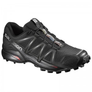 Buty Salomon Speedcross 4 Black