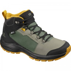 Buty Salomon OUTward CSWP J Castor Gray