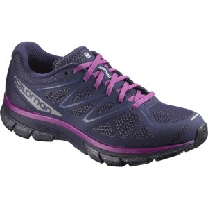 Buty Salomon Sonic Nocturne W Evening Blue