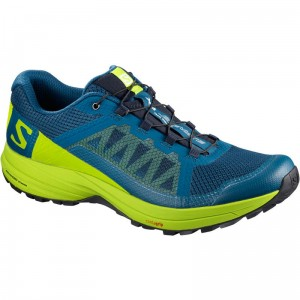 Buty Salomon XA Elevate Blue/Lime