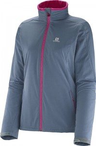 Kurtka Salomon Nova Softshell W Dark Blue