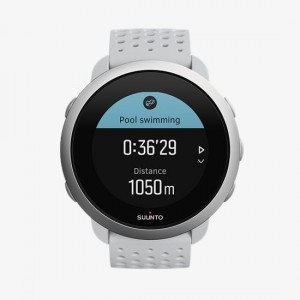 Zegarek Suunto 3 Pebble White