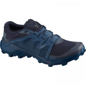 Buty Salomon Wildcross GTX Navy Blaze