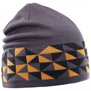 Czapka Salomon Graphic Beanie Forged Iron