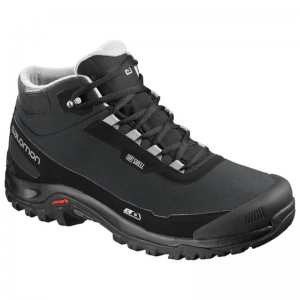 Buty Salomon Shelter CSWP Black