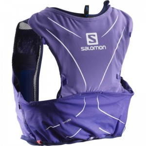 Plecak Salomon ADV Skin 5 Set Purple