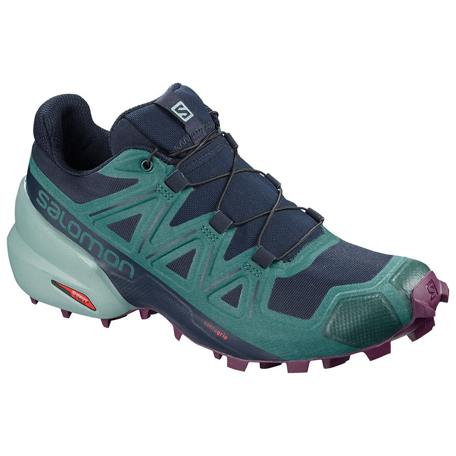 Buty Salomon Speedcross 5 W Navy BlazeMediterra