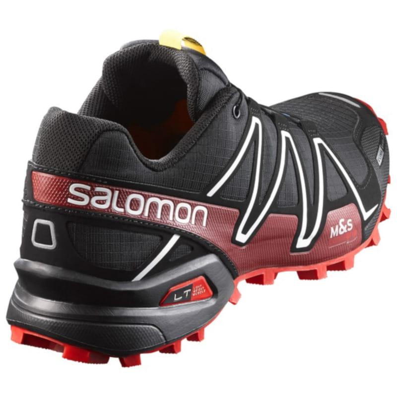 Buty Salomon Spikecross 3 CS BlackRed