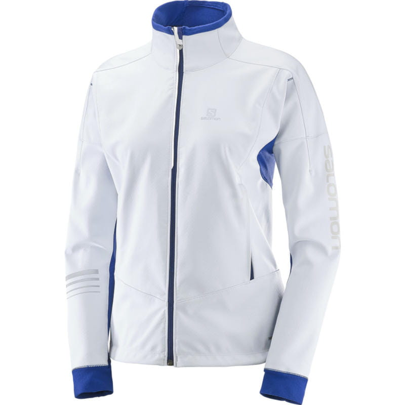 best website 923d4 80dc1 Kurtka Salomon Lightning Warm Softshell W White